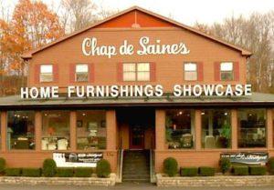 Chap de Laine's Storefront