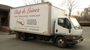 Chap de Laine's Delivery Service