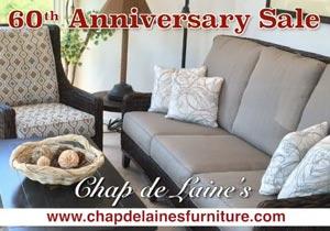 Chap de Laine's 60th Anniversary Promo