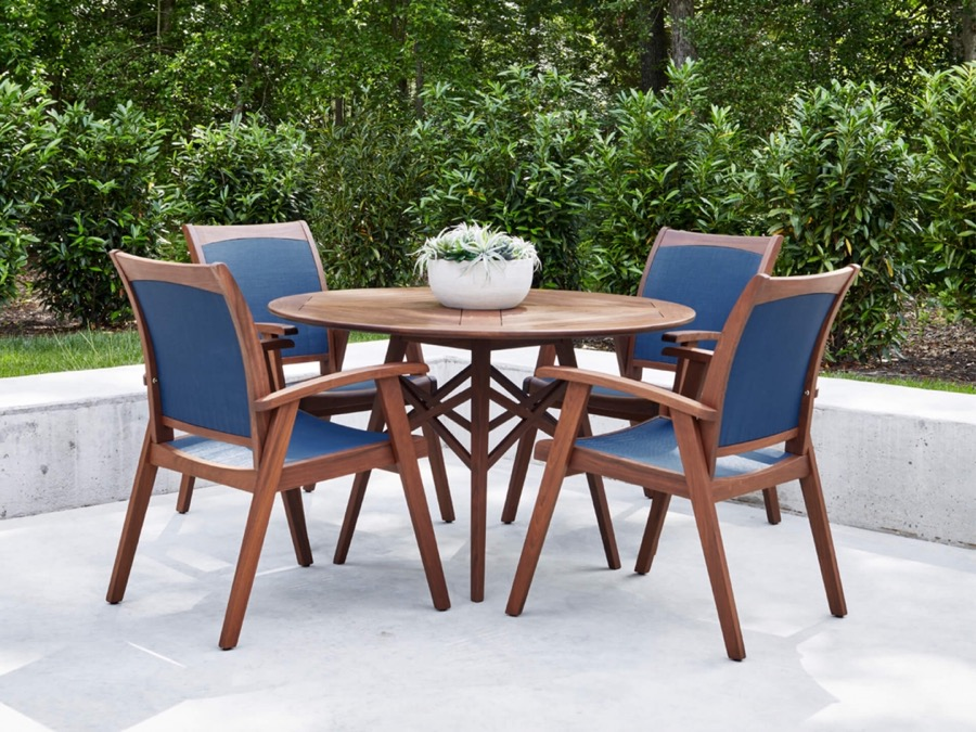 Jensen Ipe Is Crafted With Strength And Elegance. Strikingly Beautiful,  South American Hardwood. Great For Any Outdoor Space. Many Sunbrella Fabric  Options ...