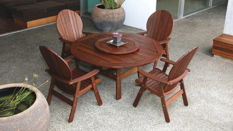 Jensen Ipe Outdoor Furniture
